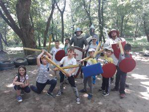 детски летен лагер