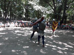 летен лагер рицари